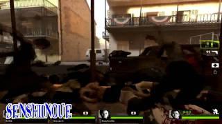 Left 4 Dead 2 demo bemutató 3.rész