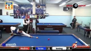 2016 USBA Nationals / #17 - Camilo Medina vs Miguel Torres