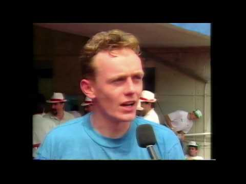 3942 Olympic Track & Field 1992 Interview Kevin McKay
