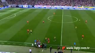 Shakhtar Donetsk- Fenerbahçe 3-0 UEFA Maçı ÖZeti Full İzle ! 5 Ağustos 2015