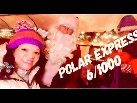POLAR EXPRESS - NORTH POLE WITH SANTA -Durango And Silverton Railroad