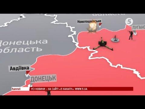 Украина. Новости. Донбасс. США. Мир. 2018 12 18. 19h. 5 Канал