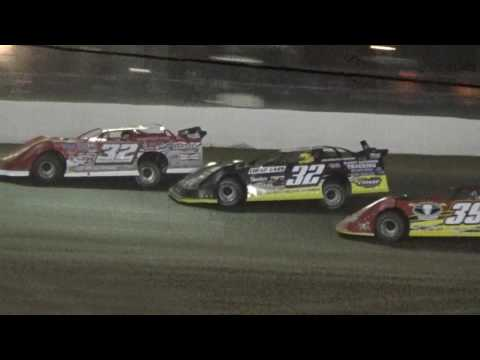 La Salle Speedway Thaw Brawl March 24 2017 Feature Highlights