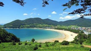 Самый лучший пляж в Южной Корее