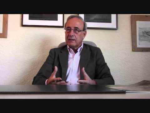 El geólogo Luis González de Vallejo habla sobre el Proyecto Castor