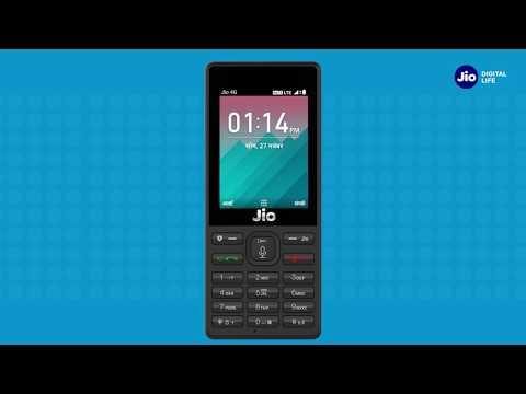 JioCare - How To Upgrade JioPhone Software (Hindi) | Reliance Jio
