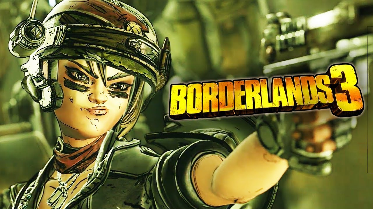 Borderlands 3 - Official Moze Character Trailer: