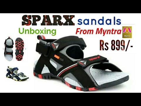 7629b66da9 Sparx sandals from Myntra