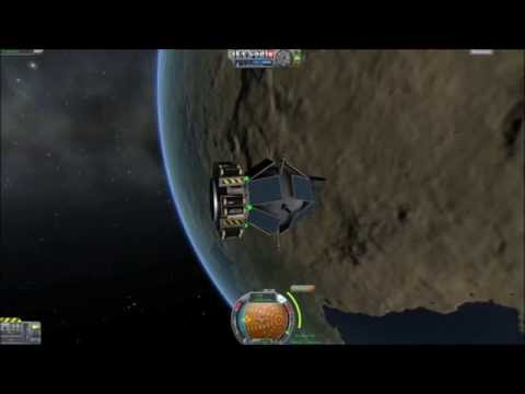 Kerbal Space Program - Career Mode Part 6: First Satellite