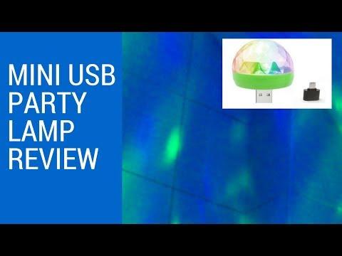 USB mini Party Disco lamp ebay