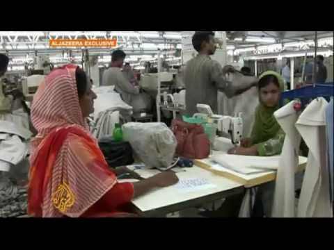 Safety standards lax in Pakistan's garment industry
