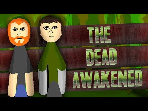 The Dead Awakened - My Cancelled & Unfinished Zombie Animation