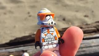 Lego Star Wars - 212 Batallion Review (Самодельный 212 Батальон Клонов)