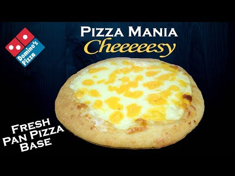 How To Make Cheesy Pizza At Home