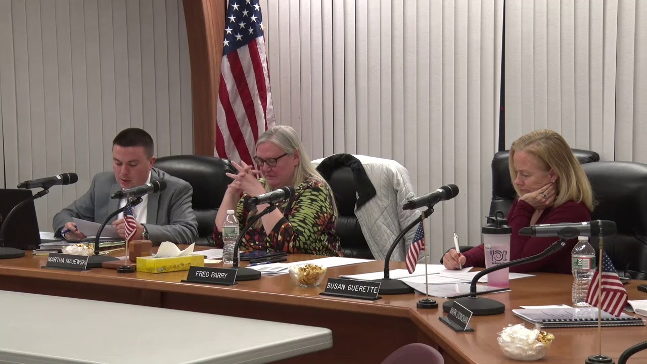 March 4, 2020 Schuylkill Township Board of Supervisors