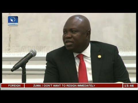 Ambode Signs Law To Protect Yoruba Language | Dateline Lagos |