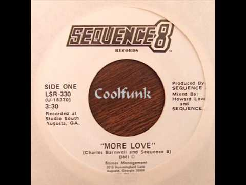 Sequence 8 - More Love (Boogie-Funk 1985)
