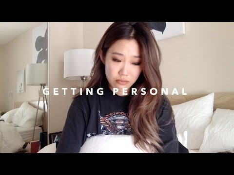 getting personal with you