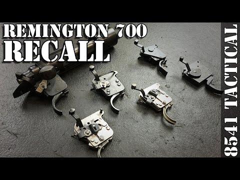 Remington set to recall all Model 700 rifles