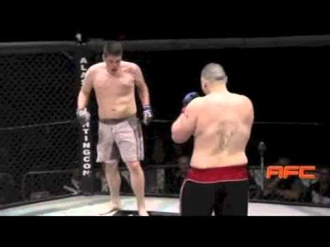 AFC 102 KNOCK OUT Dakota Palmer vs. Joe Seavy FREE FIGHT FRIDAY