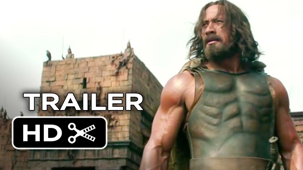 hercules official trailer 2 2014 dwayne johnson ian