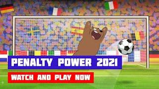 Cartoon Network: Penalty Power 2021 · Game · Gameplay