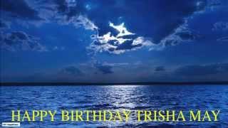 TrishaMay   Moon La Luna - Happy Birthday