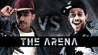 THE ARENA: EP 2 - KEEBZ vs FLOOR PHANTOM [DS2DIO]