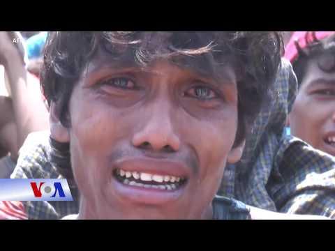 Indonesia phát hiện 94 thuyền nhân Rohingya (VOA)