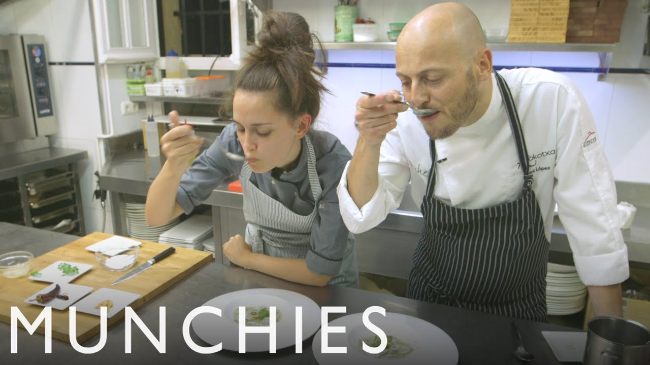 Pintxos Crawl with Michelin Star Chefs: MUNCHIES Guide to the Basque Country (Episode 5)
