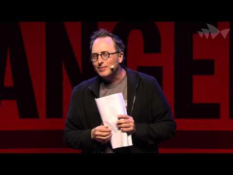 Jon Ronson: What I Believe, Festival Of Dangerous Ideas 2015