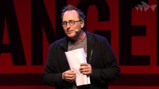 Jon Ronson: What I Believe, Festival of Dangerous Ideas 2015