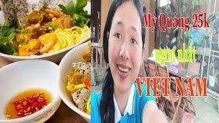 Tô MỲ QUẢNG ngon nhất Việt Nam/ Mỳ Quảng TV