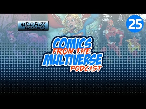 Comics From The Multiverse #25: The Victim Syndicate (DC Comics Podcast)