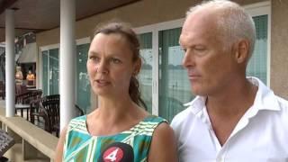 Stor minnesceremoni  för de omkomna i tsunamin - Nyhetsmorgon (TV4)