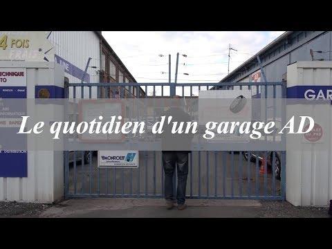 Le Quotidien D'un Garage AD - Reportage
