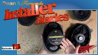 New Phoenix Gold MX speaker in a Toyota Tacoma Installer Diaries 172