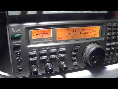 Shortwave Cuban Spy numbers and digital 17540 khz