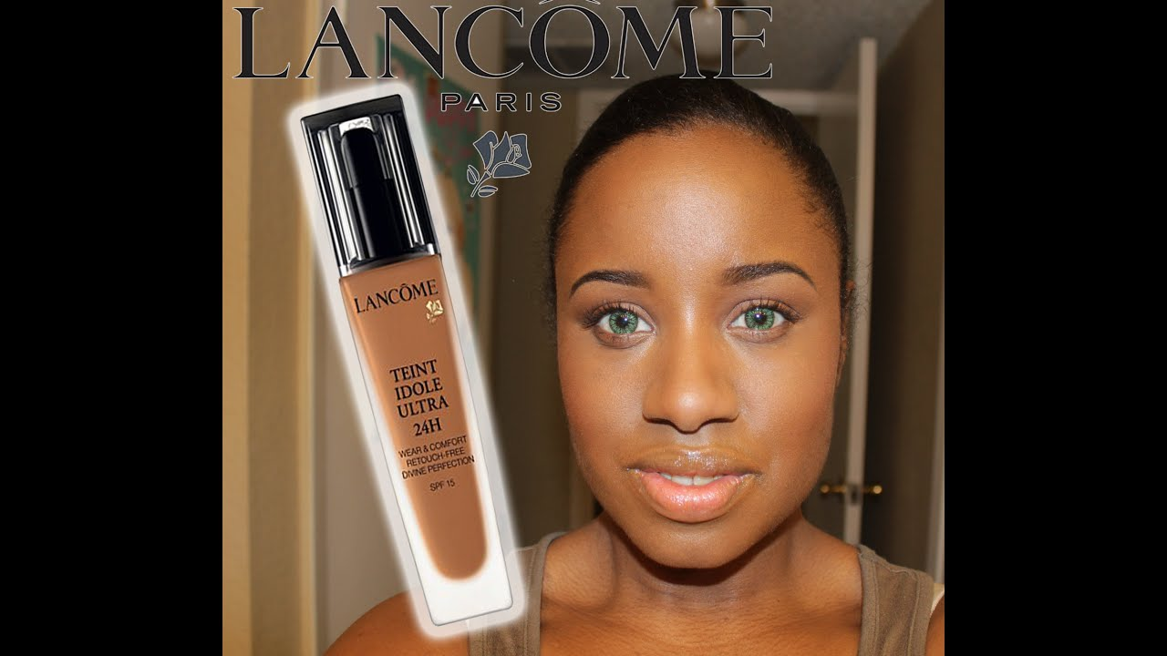 Lancome teint idole 24hr foundation in shade 500 suede w review lancome teint idole 24hr foundation in shade 500 suede w reviewswatchphotos youtube nvjuhfo Image collections