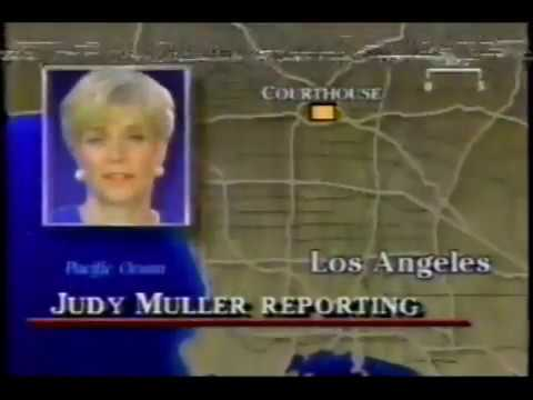 ABC News special report on the Rodney King trial verdicts (April 17, 1993)