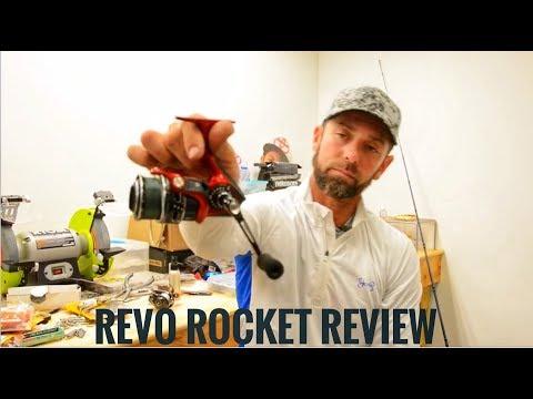 Ike In The Shop: Revo Rocket Spinning Reel