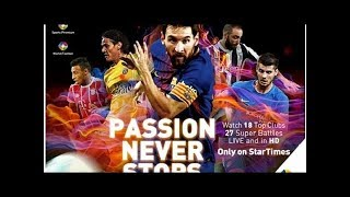 As the World Cup ends, ICC begins exclusively on StarTimes