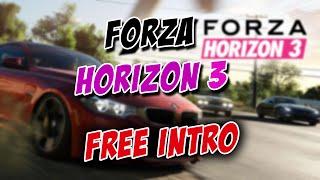 Forza Horizon 3 Free Intro