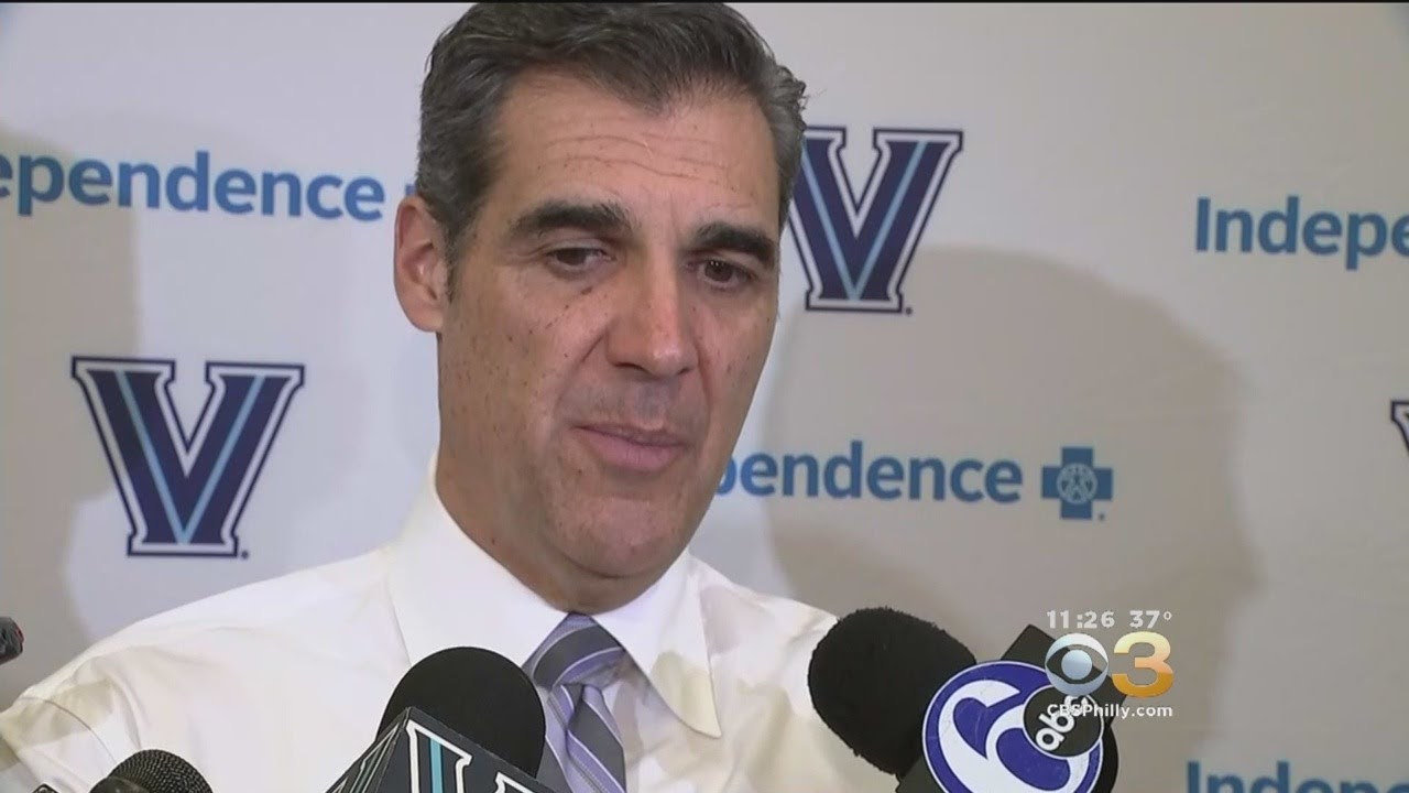 Jay Wright Ready For March Madness Tournament