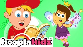 I Love Books | Kids Songs And More | HooplaKidz