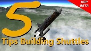 Kerbal Space Program 5 Tips Building Shuttles