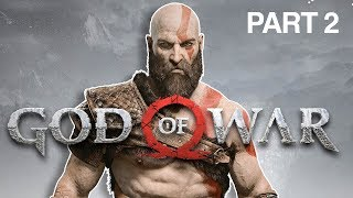 GOD OF WAR pt.2 // PS4 Pro Exclusive // FIRST PLAYTHROUGH Walkthrough // Live Stream Gameplay
