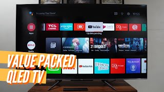 TCL 55C715 4K QLED TV Review - What You Should Know