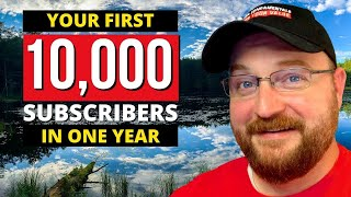 How To Get 10000 Subscribers On Youtube