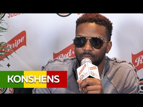 Konshens Talks Evolution of Dancehall Music, Popularity & Success
